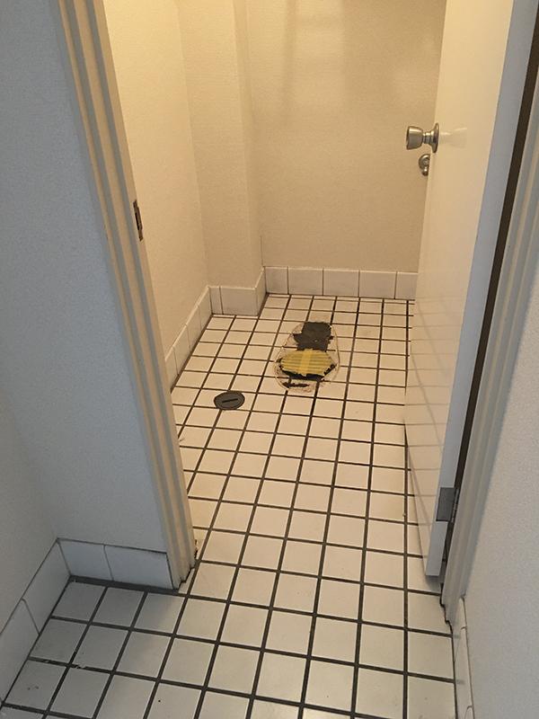 トイレ工事2