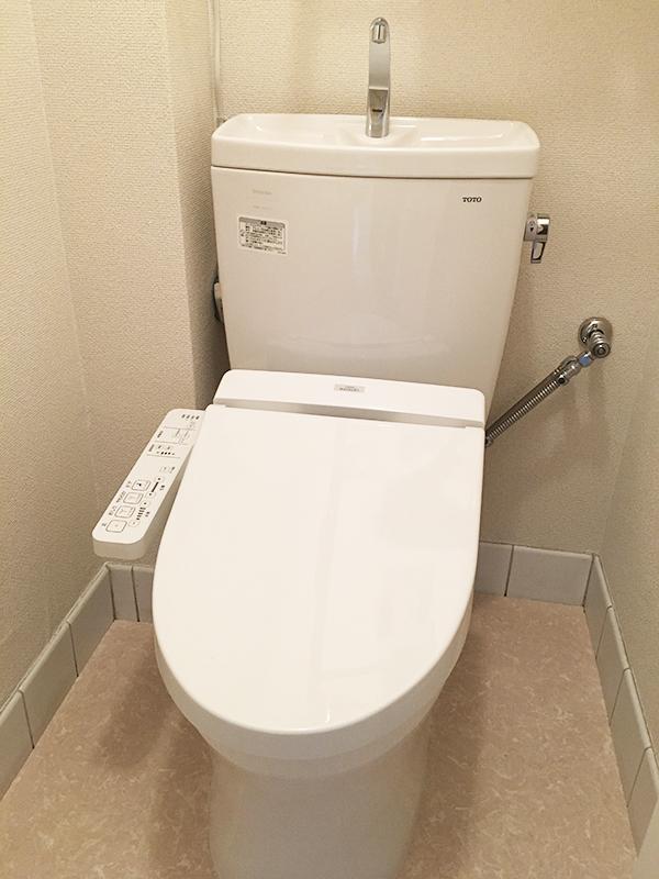 トイレ工事4
