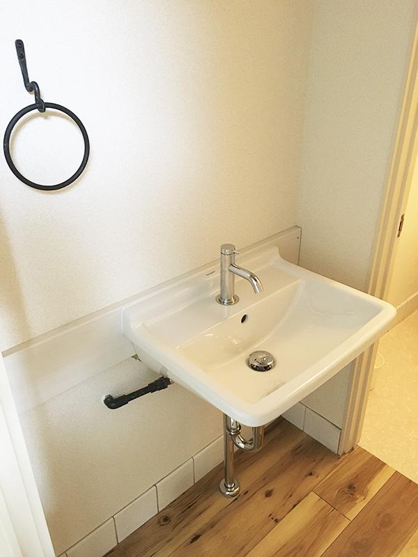 トイレ工事5