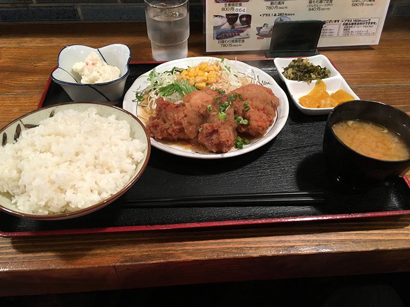 東京エガオ食堂3