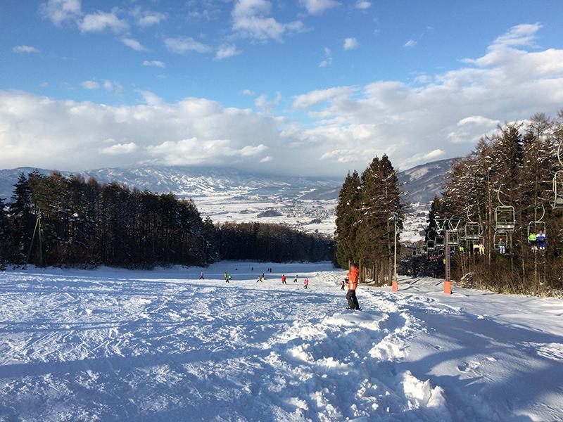 木島平スキー場(木島平)