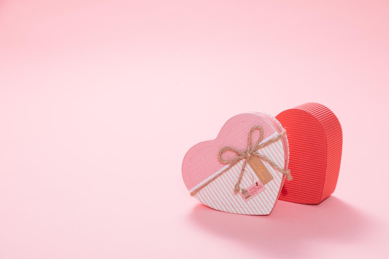 バレンタインデーに渡すジグソーパズル