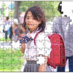 卒業式の記念品といえば、写真を使ったオリジナルパズル!