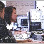 入学式・入園式・入社式のお写真をジグソーパズルに