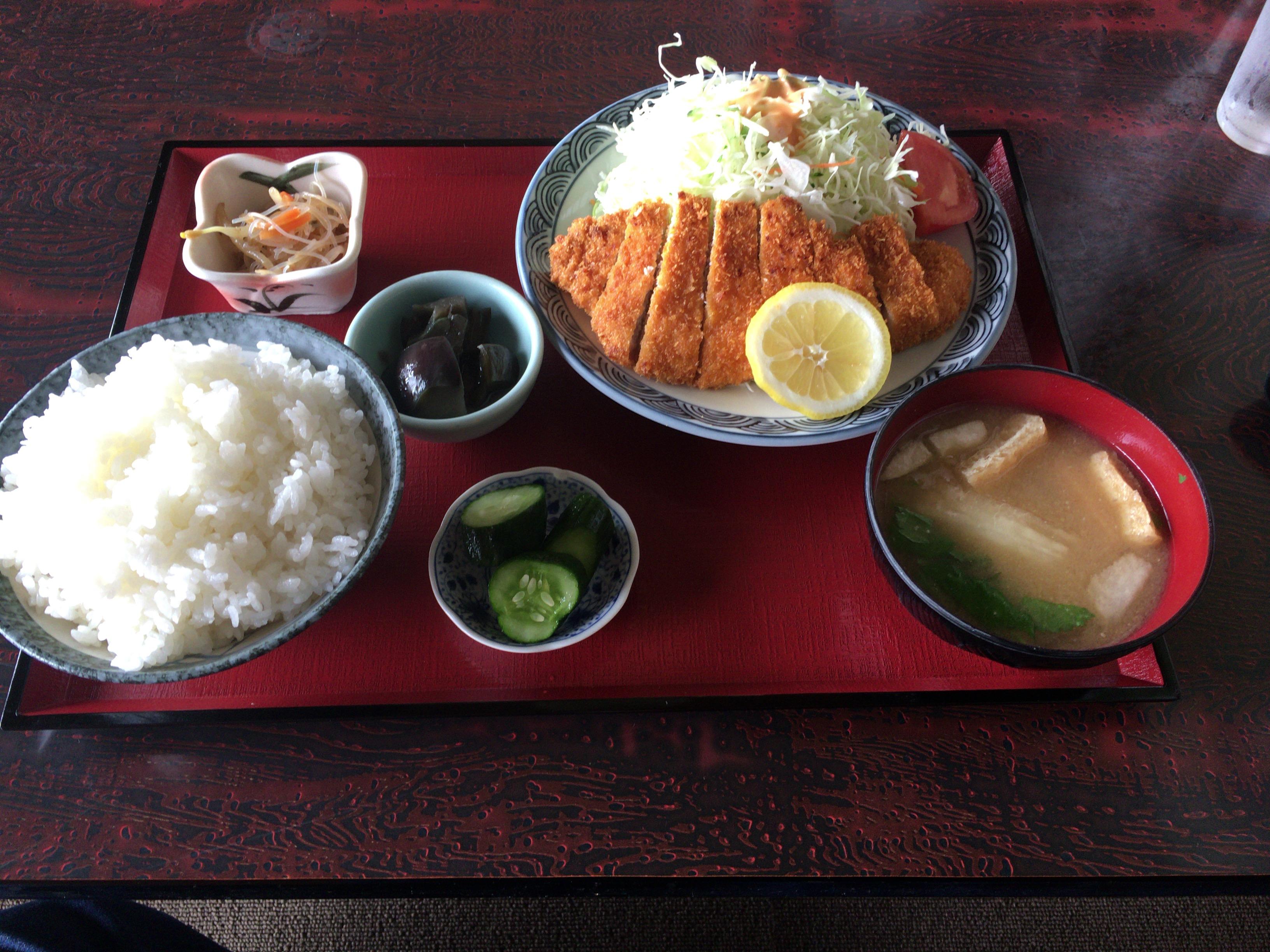 渡辺食堂(木島平)