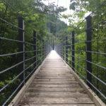白水滝吊橋(水上村)