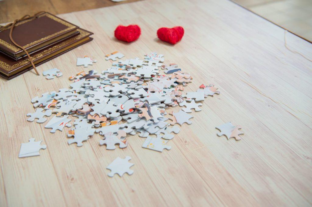 東京封鎖されても室内で楽しめるオリジナルジグソーパズル