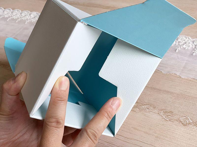 ピース収納ボックスの組立方法